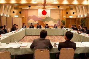 平成23年度北陸神道青年協議会第1回理事会 神道青年協議会
