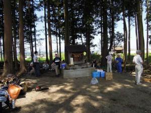 東日本大震災復興支援活動(7月) 震災復興支援