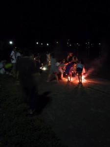 福島県神社庁いわき支部との交流会 震災復興支援 懇親