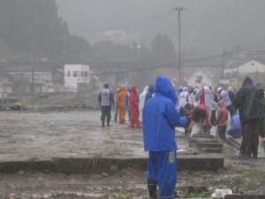 東日本大震災復興支援活動(9月) 震災復興支援 神道青年協議会