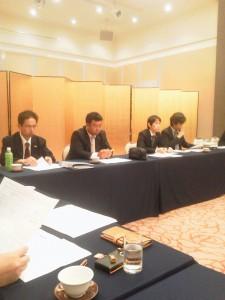 平成23年度 神道青年全国協議会中央研修会 第3回実行委員会 神道青年協議会