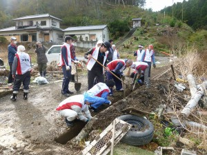 東日本大震災復興支援活動(11月) 震災復興支援 神道青年協議会