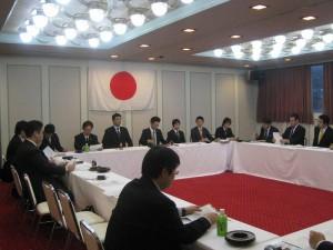 第2回北陸神道青年全国協議会理事会 第4回神道青年全国協議会中央研修会実行委員会 神道青年協議会