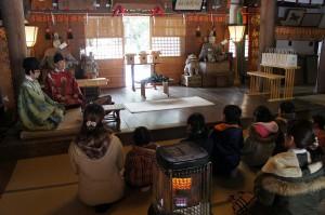 第3回富山県神道少年団~餅つき大会 餅つき 神道少年団