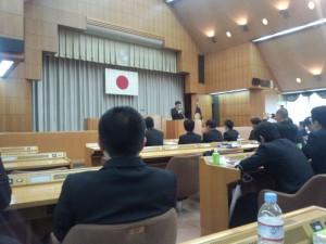 第64回神道青年全国協議会定例総会 震災復興支援 神道青年協議会