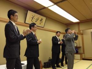 神道青年全国協議会中央研修会実行委員会並びに北陸神道青年協議会理事会 神道青年協議会 北陸神道青年協議会