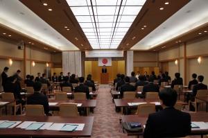平成24年度 北陸神道青年協議会研修会 研修 北陸神道青年協議会
