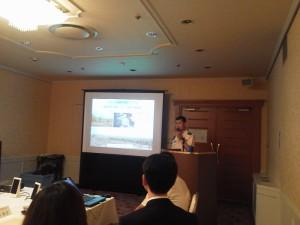 富山県青年防衛協力会定期総会 青年防衛協力会
