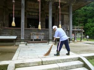 東日本大震災復興支援活動(7月) 震災復興支援 北陸神道青年協議会