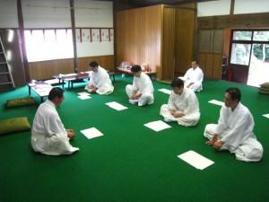 禊練成研修会 禊 祭式 研修