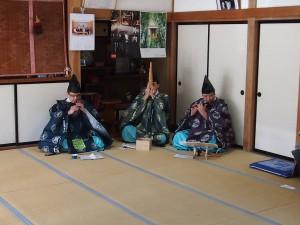 東日本大震災復興支援活動(霜月) 震災復興支援 茶道