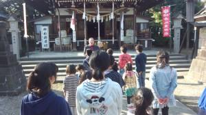 第6回 富山県神道少年団