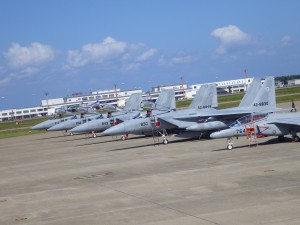 小松航空自衛隊基地を見学して